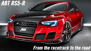 ABT RS5-R: From the racetrack to the road
