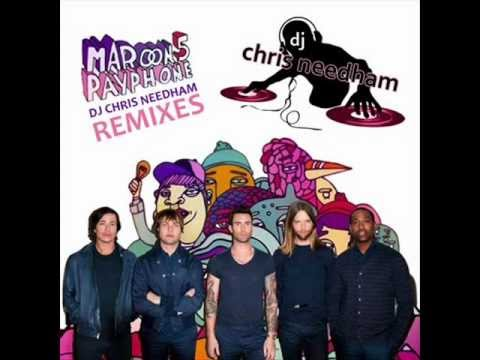 Maroon 5 - Payphone (DJ Chris Needham Clean Club Mix)