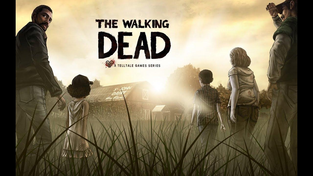 the walking dead 1 эпизод скачать