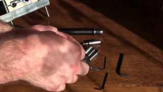 Barrel Set Back without lathe - Part 1