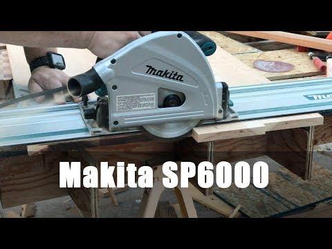 Makita Tracksaw Cut Problems
