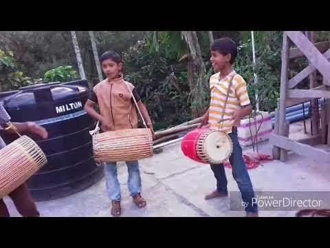 Assamese Bihu Dhul Practice