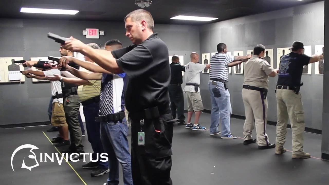 Security Guard Training Program