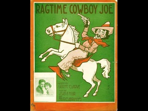 Ragtime Cowboy Joe (1912)
