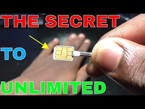 How to Get unlimited Mobile Data free | Unlimited Data | Get Fixed
