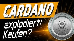 Cardano (ADA) explodiert: Jetzt noch kaufen?