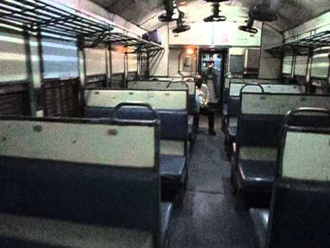 Second Sitting 2s Interiors In Indian Railways Youtube