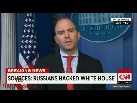 CYBER ATTACK ON THE WHITE HOUSE