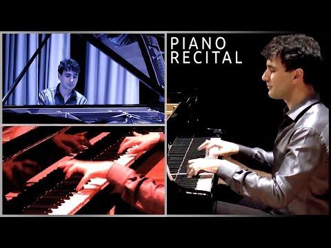 Vadim Chaimovich | 2014 Piano Recital (HD1080)