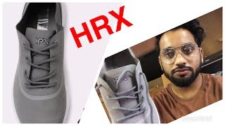 hrx shoes review /myntra - YouTube