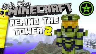 Let's Play Minecraft: Ep. 170 - Re-Find the Tower 2