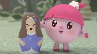 Малышарики - Матрёшки - серия 127 - обучающие мультфильмы для малышей - о семье
