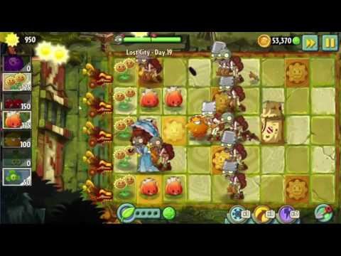 Plants Vs. Zombies 2 [91]: Feed The Frogs
