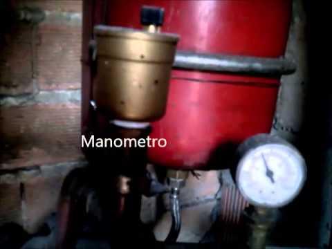Calderas de calefacci n trabajando juntas de le a y gasoil for Calderas para calefaccion central a lena
