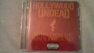 Repeat youtube video Hollywood undead Notes From The Underground UNBOXING NEW
