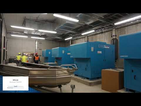 Powerbase Major Contract Award finalist - Shotover Waste Water Treatment Plant