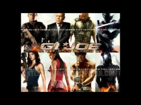 G.I. Joe Retaliation Soundtrack 09.Storm Shadow