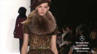 badgley mischka mercedes benz fashion week fall 2014 collections   mbfw