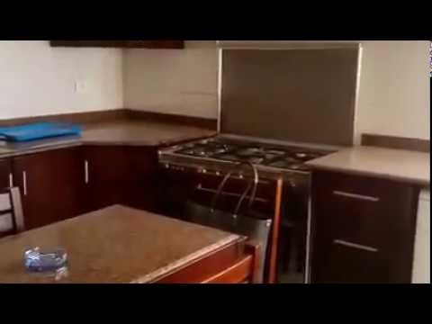 Sultan Hussein Apartment- fully furnished kitchen