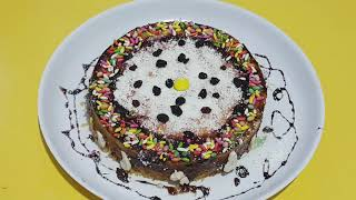Mango Cake Recipe | Homemade Mango Cake | Eggless Suji Mango Cake | How to make cake at home | Cake🎂