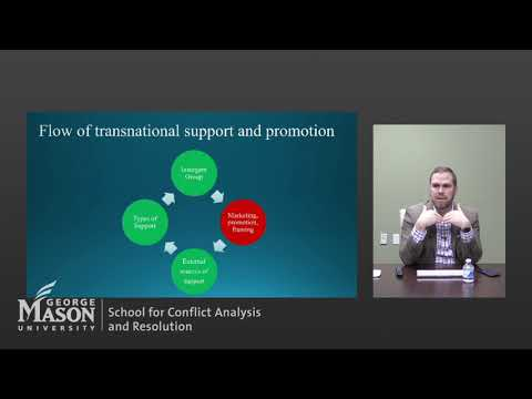 """A Dynamic Insurgency"" Dissertation Proposal Defense - Charles Davidson"