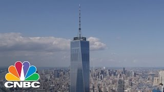 Two Men Climb One World Trade Center's Spire Once A Year For An Inspection | CNBC