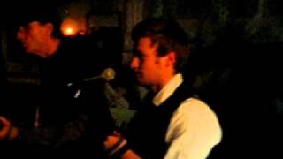 Billy Keane - Auld Lang Syne - with Kim and James Taylor