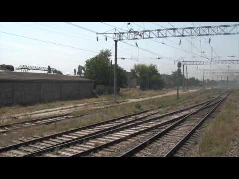 Прибытие на станцию Хасав-Юрт