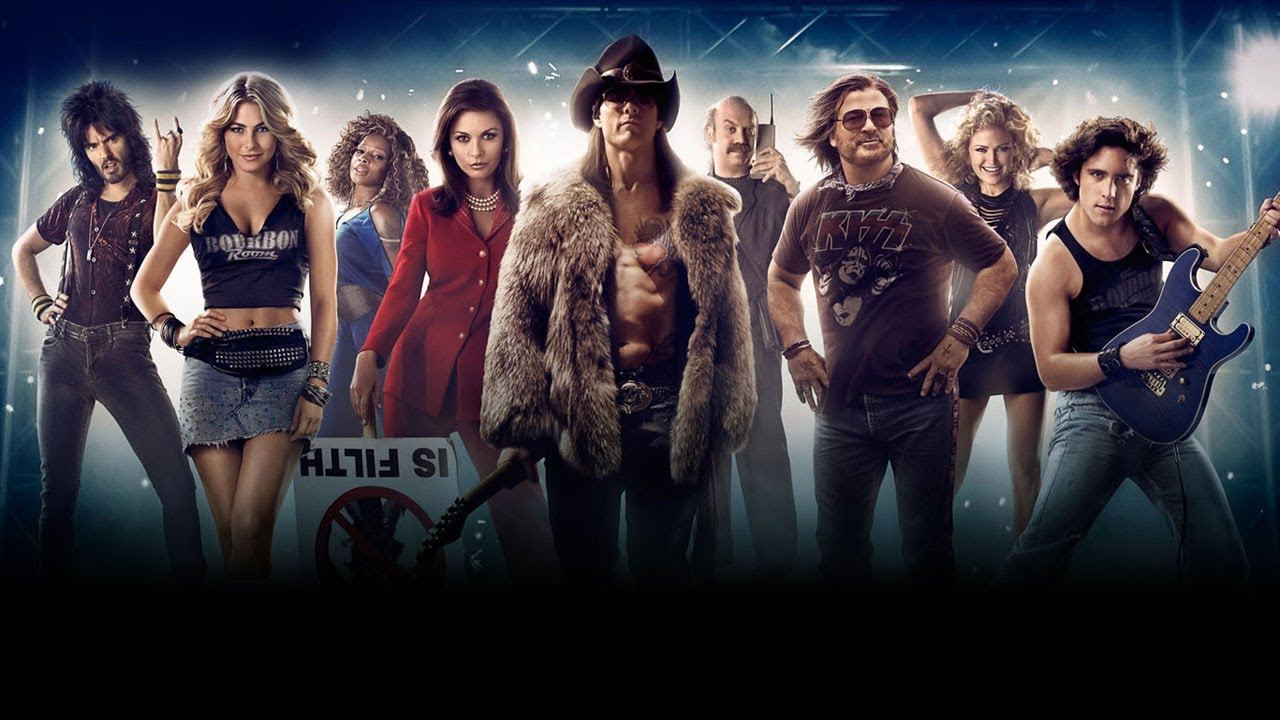 rock of ages - tom cruise, russell brand - officlal trailer (hd