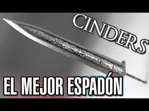 DARK SOULS 3 CINDERS | EL MEJOR ESPADÓN | 24