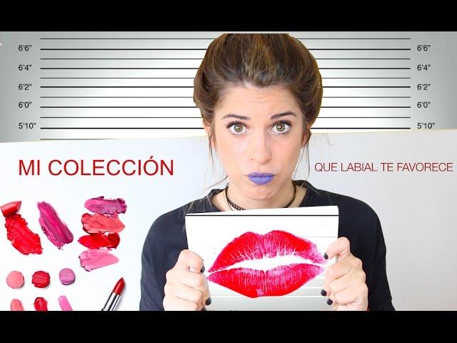 Colección de labiales, qué color te favorece más, etc. | Todo sobre labiales