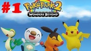PokePark2 Wonders Beyond Walkthrough [ENG] Part 1