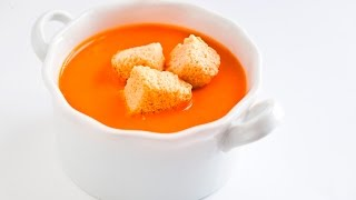 Carrot Soup  INDIAN RECIPES