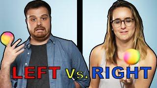 Left Handers Vs Right Handers  Who's Better?