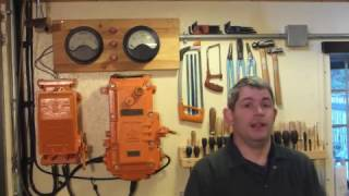 Rotary phase converter - UK - Part 1, Intro.