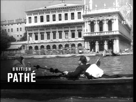 Leopold Stokowski In Venice (1954)