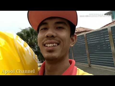 Budak Dhl Courier Delivery Buat Hal