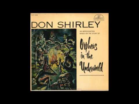 Don Shirley – Orpheus in the Underworld – Band 1 – 1956