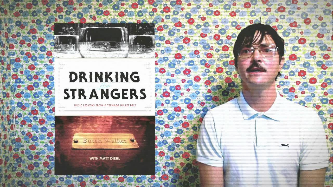 Butch Walker - Drinking With Strangers Review
