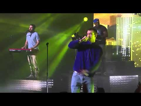 Rudimental - Lay It All On Me ft. Will Heard LIVE on The X Factor Australia 2015