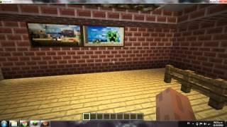 cosas para construir en minecraft ( barriada )