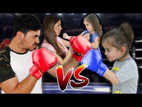 הקרב הכי גדול שתראו ! בעד מי אתם ?!