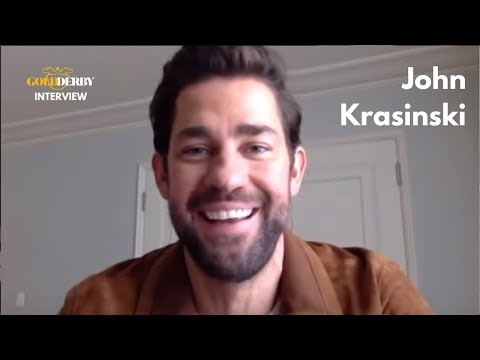 John Krasinski ('A Quiet Place'): Emily Blunt 'raised the game for me as a man' through this film [Complete Interview Transcript]