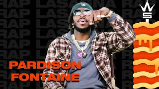 Pardison Fontaine plays Rap Lasagna
