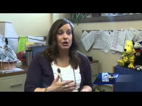 March Top Teacher: Heidi Reed, Humboldt Park Elementary School