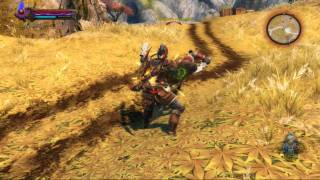Kingdoms of Amalur: Reckoning (Finesse build gameplay w/fae blades)