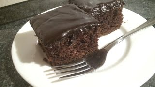 Американский шоколадный пирог!! Очень простой рецепт!