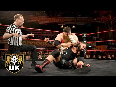 Eddie Dennis vs. Dave Mastiff: NXT UK, Jan. 2, 2019
