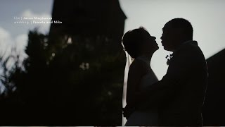 Pamela and Mike: A Wedding in San Antonio de Padua
