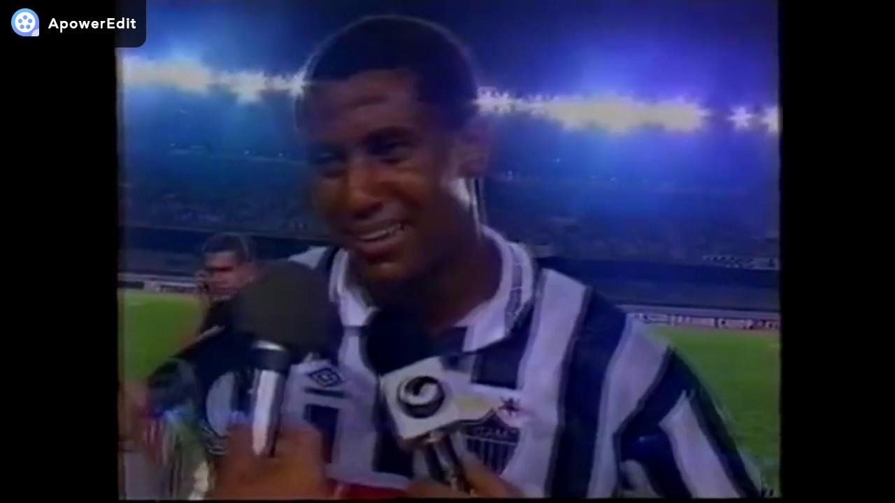 1995 - Atlético MG 2 x 1 Grêmio (Careca jogando pelo Galo - TV Minas)